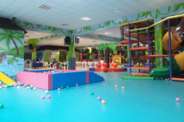Puck Atrakcja Sala | plac zabaw Centrum Kukułka